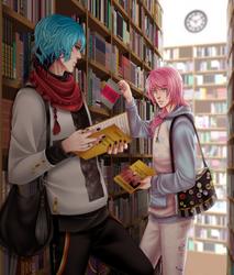Like the same books by Yeraa