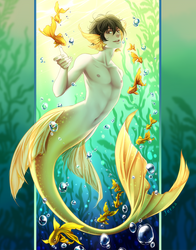 Gold Of The Ocean by Yeraa
