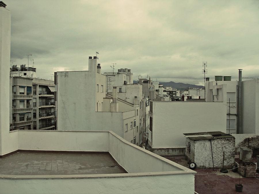 Rainy Sky