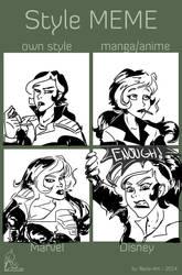 Style meme - Delilah