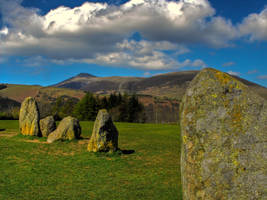 Castle Rigg and Beyond by GaryTaffinder
