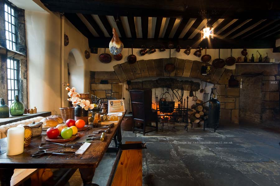 Medieval Kitchen By Garytaffinder On Deviantart