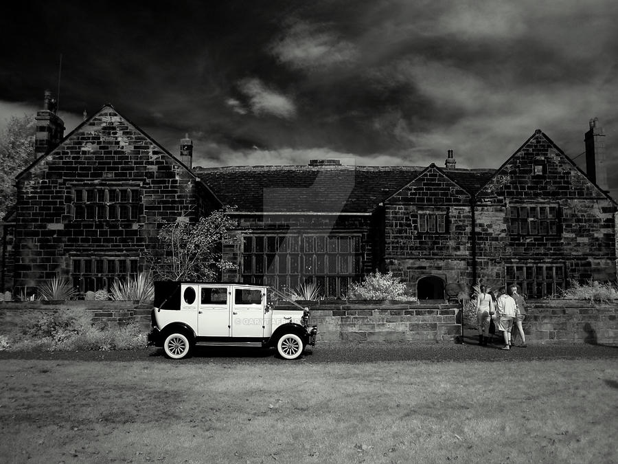 Wedding Car. Oakwell Hall By GaryTaffinder On DeviantArt