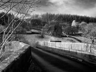 Top of  The Bridge by GaryTaffinder