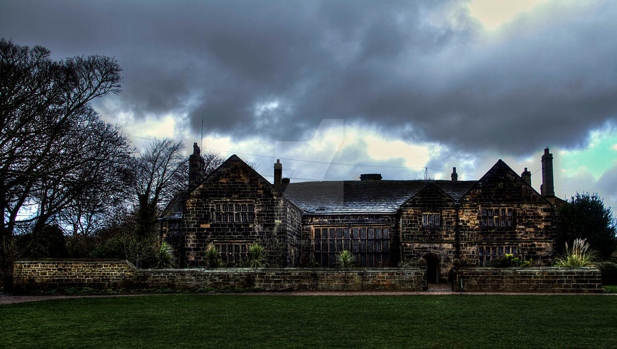 Oakwell Hall HDR by GaryTaffinder