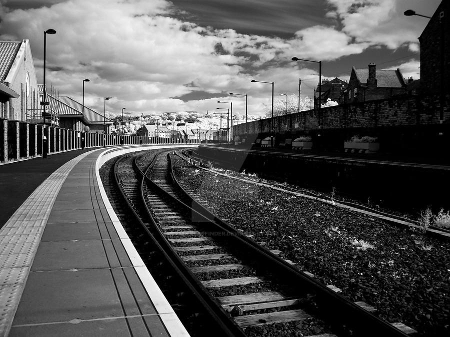 Lost Tracks by GaryTaffinder