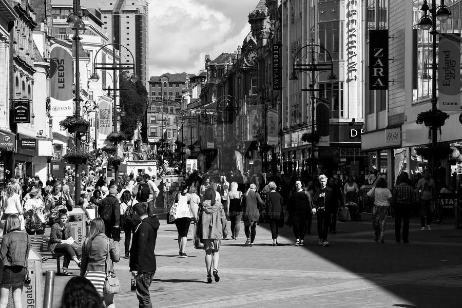 Leeds.. City by GaryTaffinder