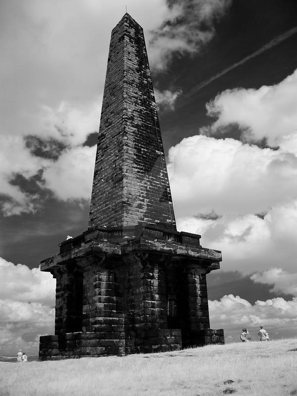 Stoodley Pike Monument by GaryTaffinder