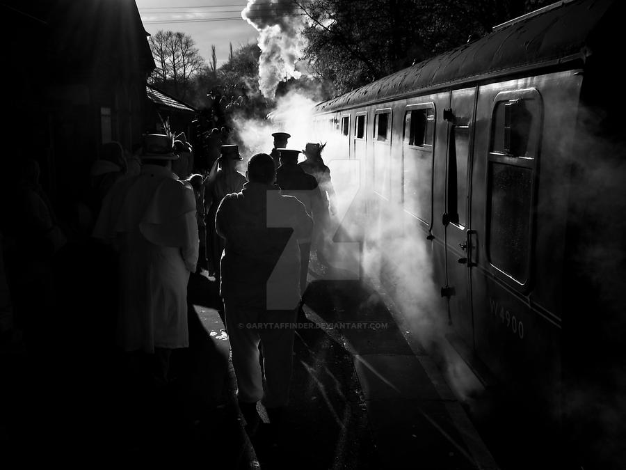 Steamy Atmosphere by GaryTaffinder