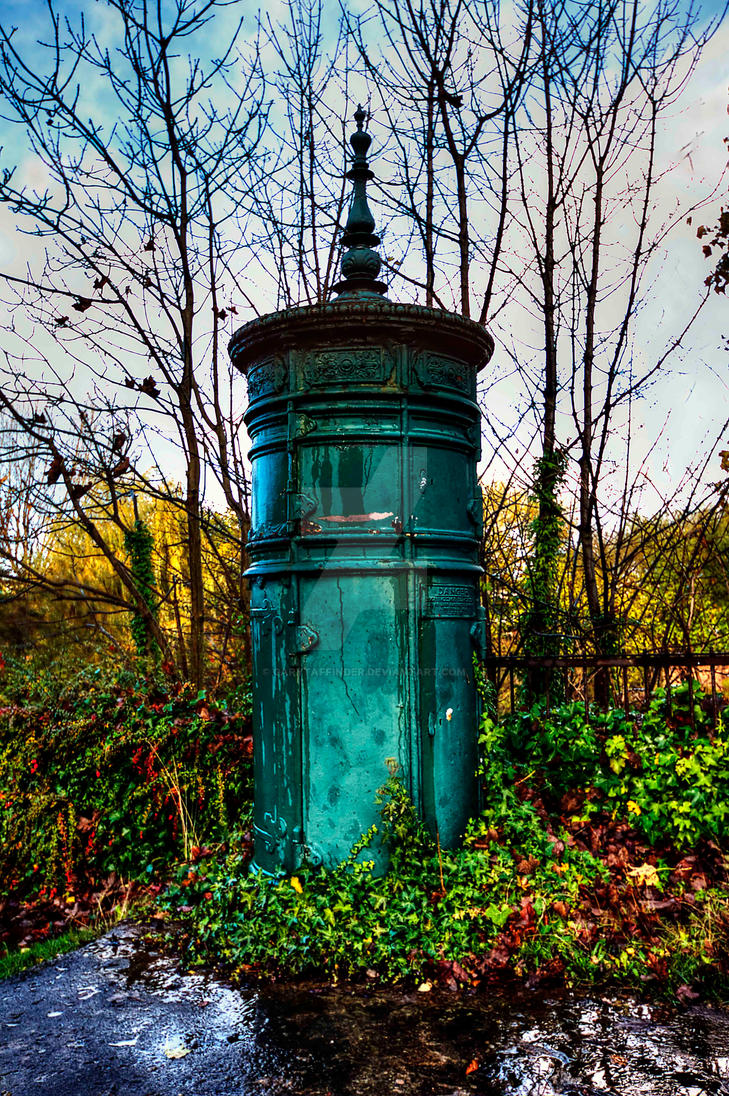 Industrial Relic by GaryTaffinder