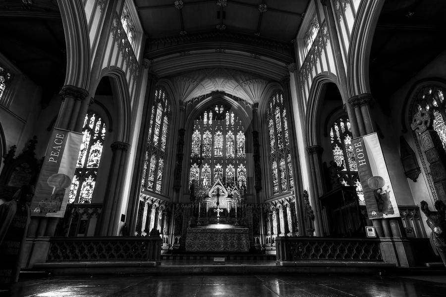 Leeds Minster by GaryTaffinder