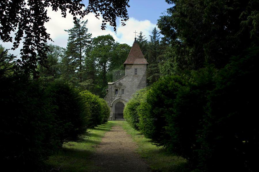 Chapel of Rest by GaryTaffinder