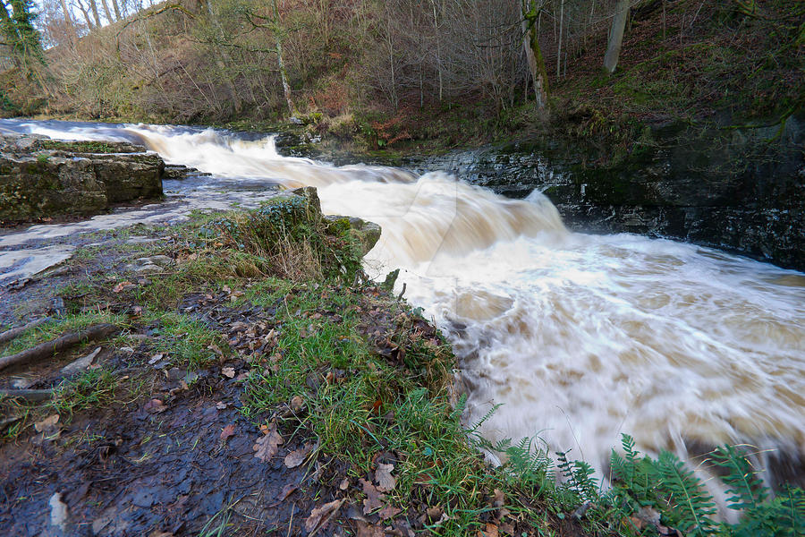 Stainforth Force near Settle by GaryTaffinder