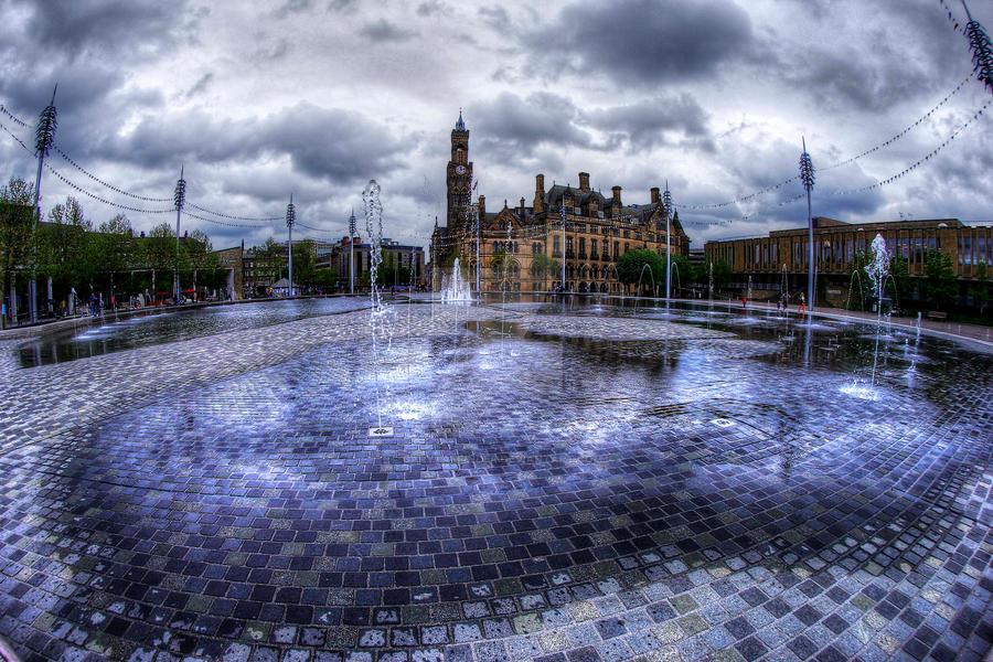 Bradford Mirror Pool. By GaryTaffinder On DeviantArt