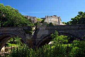 Richmond Castle - North Yorkshire.