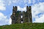 Helmsley Castle.