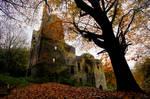 Harewood Castle - Leeds - UK