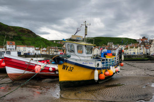 Staithes - North Yorkshire - UK