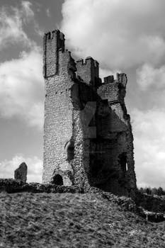 Helmsley Castle - UK +MONO