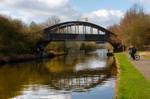 The Aire and Calder Canal - Skelton - Leeds - UK