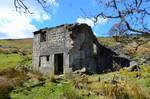 A ruined Farmhouse near Hebden Bridge - UK