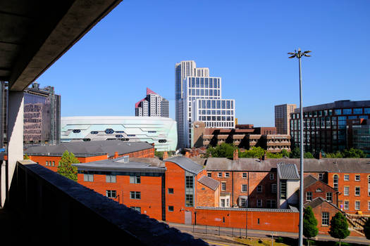 Leeds City Centre - UK