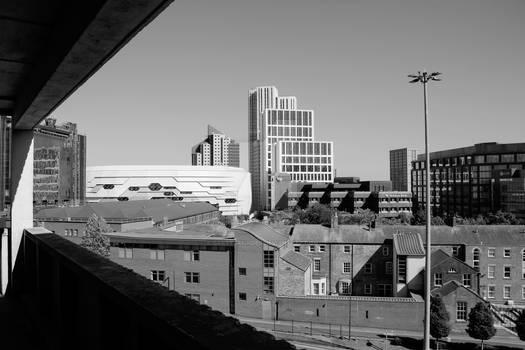 Leeds City Centre - UK +MONO