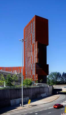 Broadcasting Tower - Leeds - UK