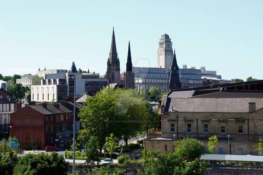 Leeds University Building - Leeds - UK