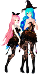 Halloween Models | DL + GIFT [UPDATE]