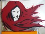 hairy stencil