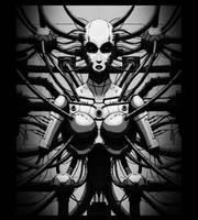 Cybork black by INovumI