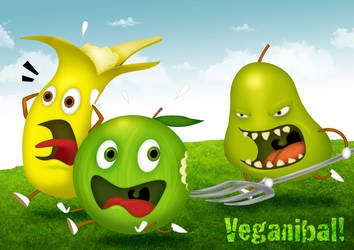 Veganibal by INovumI