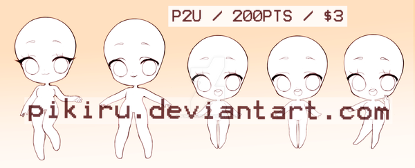 P2U Base Set - 200 pts! by Pikiru