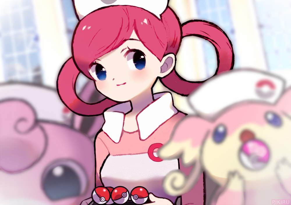 Nurse Joy by Pikiru