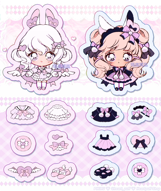 Heartpuff Auction [CLOSED]