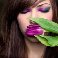 purple by AlesanaCore