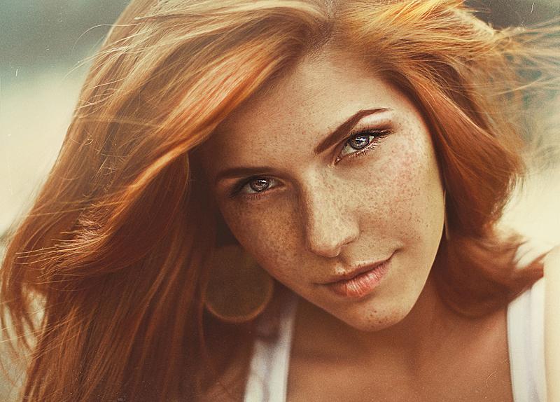 Freckled Nose by AlesanaCore