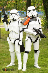 Russian Stormtrooper Squad by andrewhitc