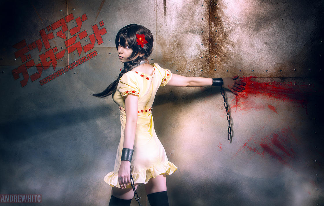 Minatsuki from Deadman Wonderland by andrewhitc