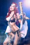 Miss fortune - Pool Party ver.