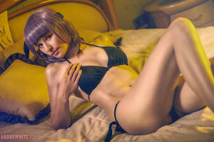 Dead or Alive Bikini Ayane Cosplay by andrewhitc