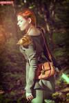 Mara Jade Cosplay by I_chios