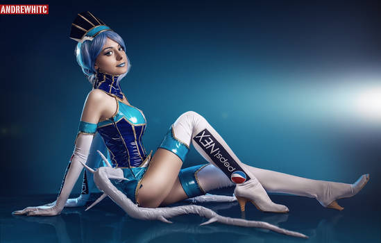 Blue Rose Cosplay TIger and  Bunny by AlienOrihara