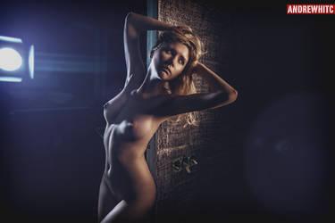 Anjela Nude 2 by andrewhitc