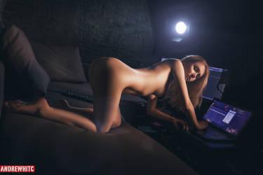 Anjela Nude by andrewhitc