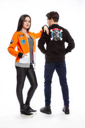 Star Wars Bombers Jacket by andrewhitc