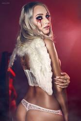 Blood Angel by Viktoria Hitc
