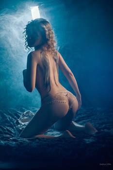 Alyona Lingerie Photoshoot