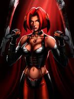 Bloodrayne by legendarysoulII